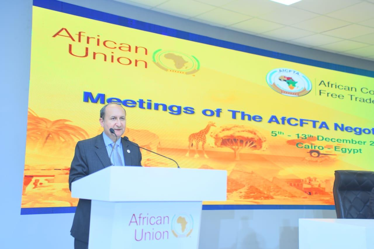 Egypt close to ratify the AfCFTA: Nassar - Daily News Egypt