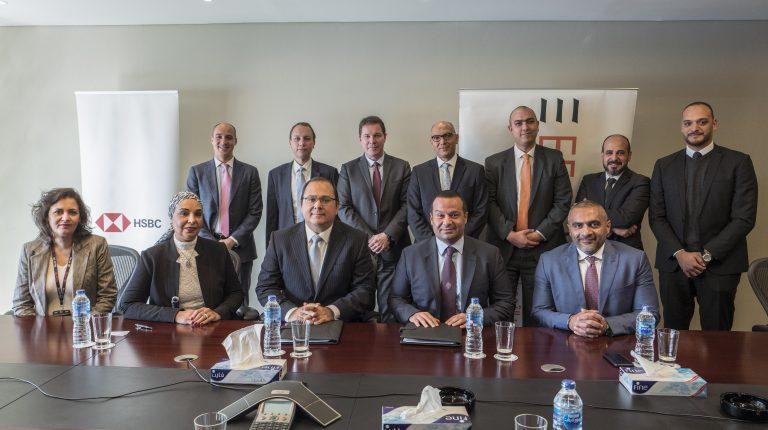 EFG Hermes Leasing, HSBC team up to finance capital
