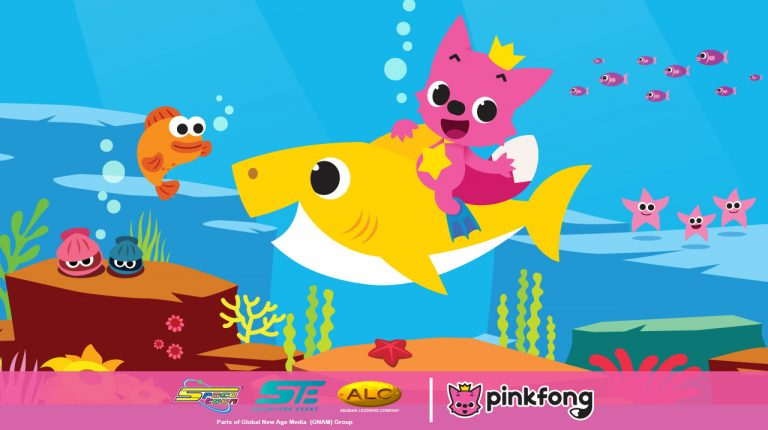 Spacetoon Group Brings Back Baby Shark To Middle East