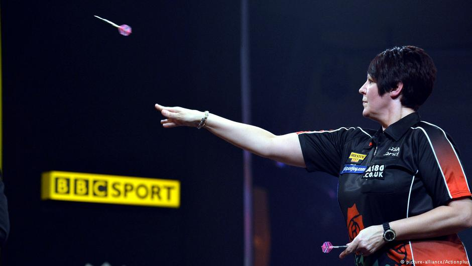 World Darts Championship: Two women to make history at 'Ally Pally' - Daily News Egypt