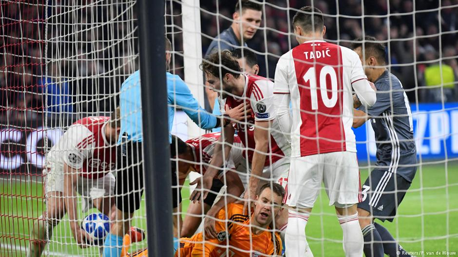 Bayern Munich and Ajax deliver six-goal thriller on memorable European night - Daily News Egypt