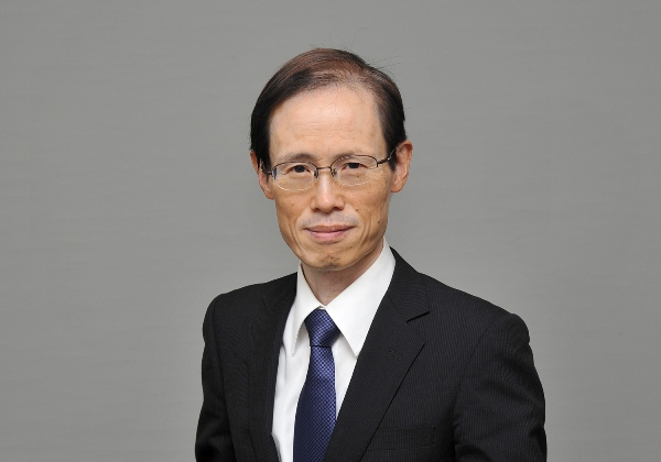 The Japanese ambassador to Egypt, Masaki Noke