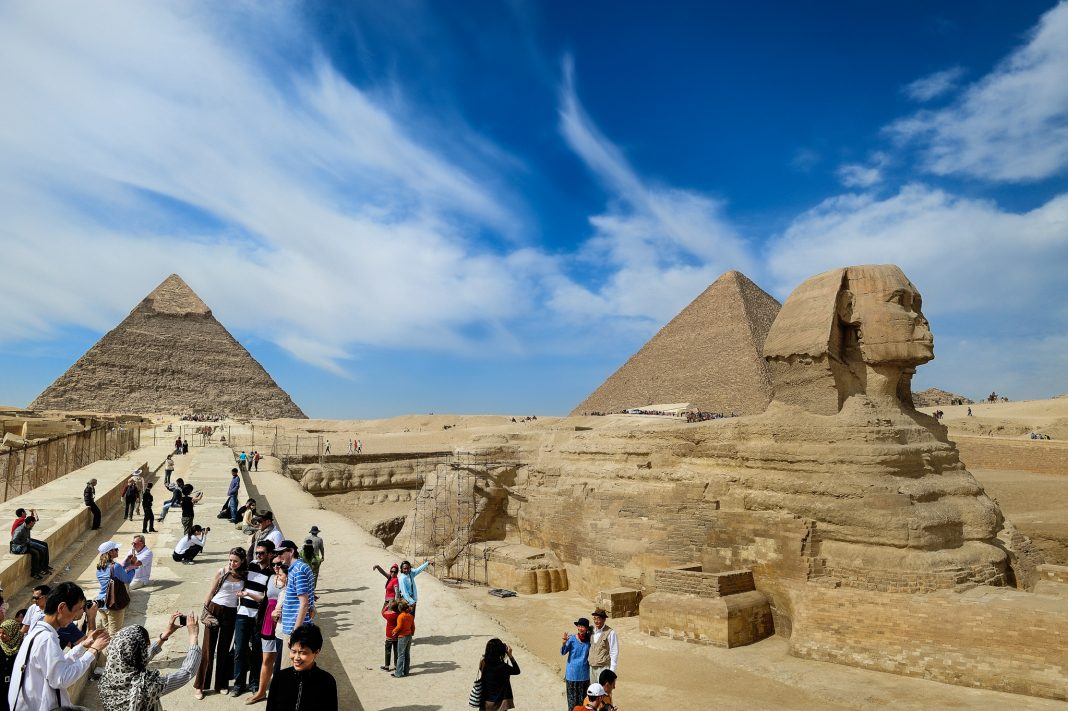 Egypt S Tourism Revenues Down 67 2 In 2020 Junior Business Association Daily News Egypt