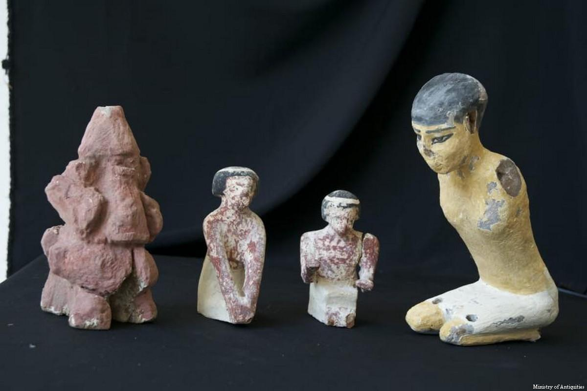 Authorities detain figures accused of smuggling Egyptian artefacts to Italy - Daily News Egypt