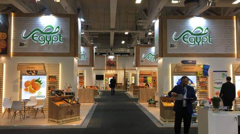 Egypt's pavilion in Fruit Logistica attracts major importers