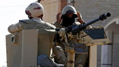 Egypt Armed Forces thwart terrorist attack in North Sinai's Bir Al-Abd Daily News Egypt