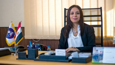 Maya Morsi head of National Council for Women (NCW) Daily News Egypt