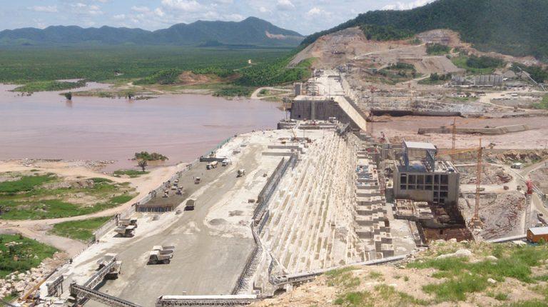 The Gran Ethiopian Renaissance Dam (GERD) Egypt Sudan Ethiopia Daily News Egypt