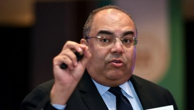 Mahmoud Mohieldin, the World Bank's (WB