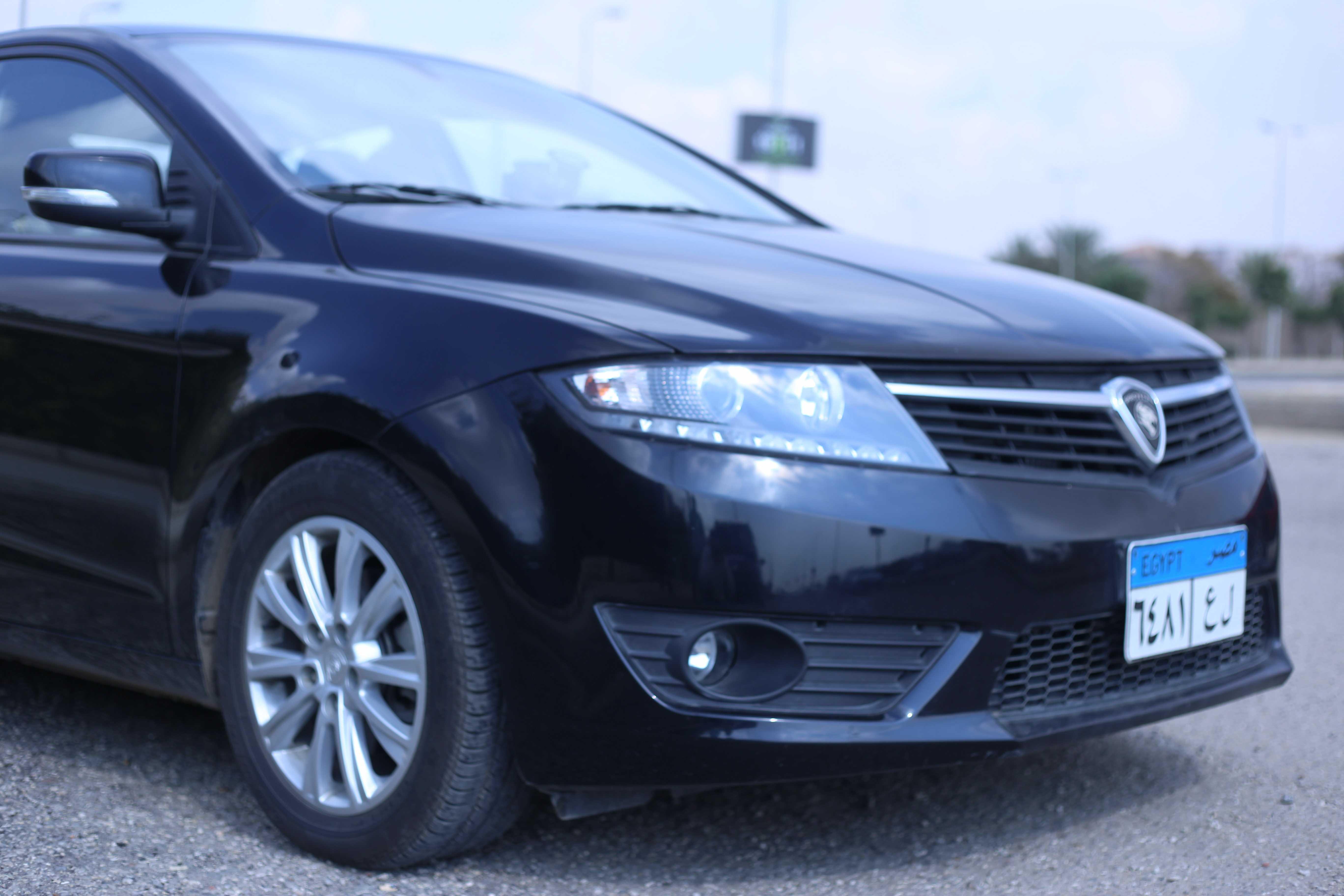 Volkswagen : Daily News Egypt test drives Proton Prevé