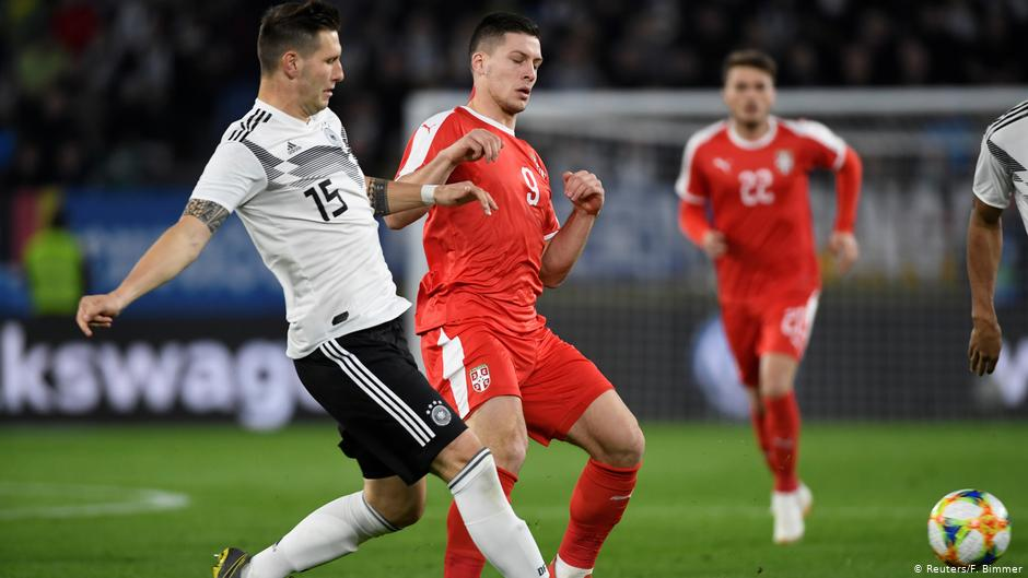 "Luka Jovic: ""Marco Reus is the best player in the ..."