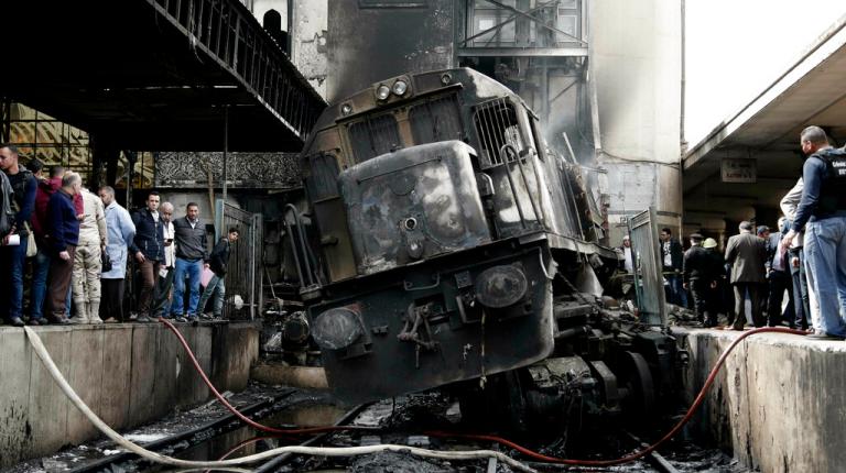 Cairo deadly train accident: Rundown railways, continued neglect