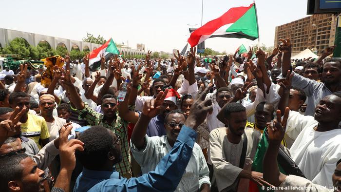Sudan Crisis Military Council Admits Sit In Dispersal Talks