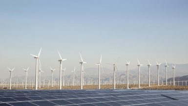 How does Egypt plan to produce 42% of its electricity from renewables by 2035?