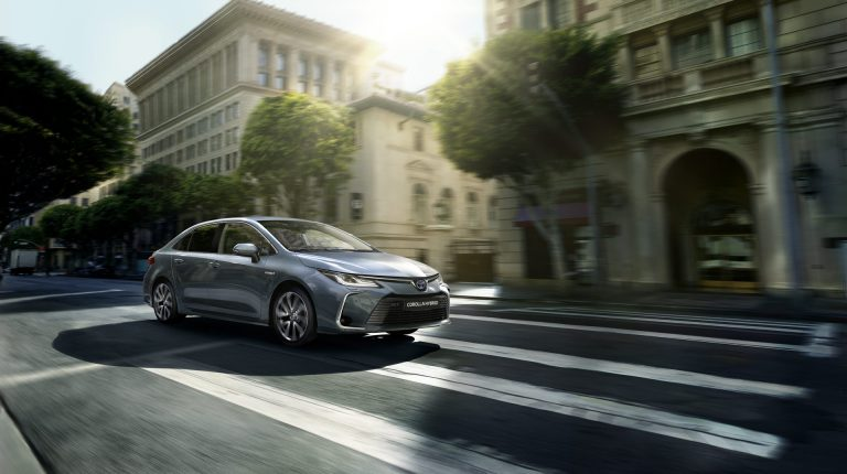 Toyota Launches Hybrid Cars Booking In Egypt Daily News Egypt