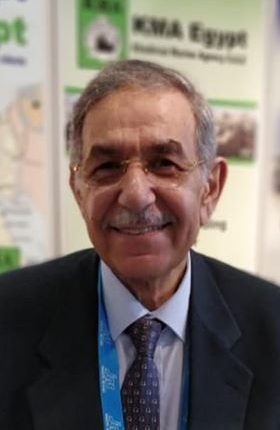 Chairperson of Khedivial Marine Logistics SAE (KML), Mohamed El Dahshan