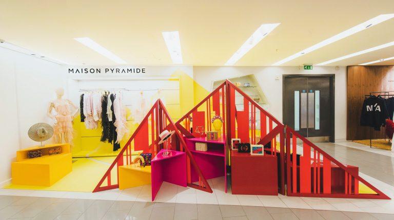 Maison Pyramide Celebrates Summer at Harvey Nichols London - Daily