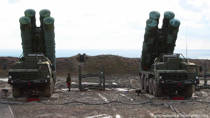 US sets Turkey deadline to give up Russian missile deal