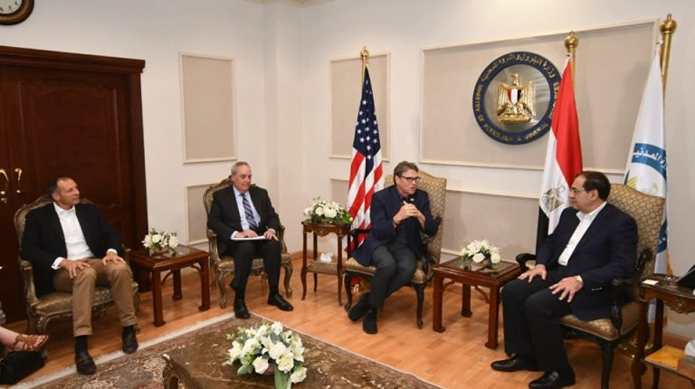 US Secretary of Energy participation in East Med Gas Forum is a