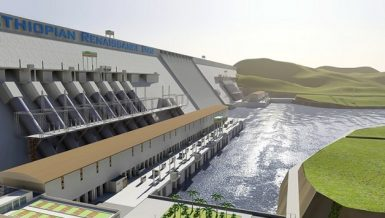 The Grand Ethiopian Renaissance Dam ( GERD ))