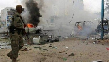 bomb attack in Somalia