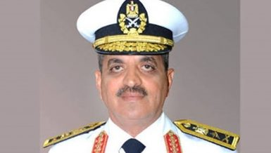 Admiral Osama Rabie as the new chairperson of the Suez Canal Authority
