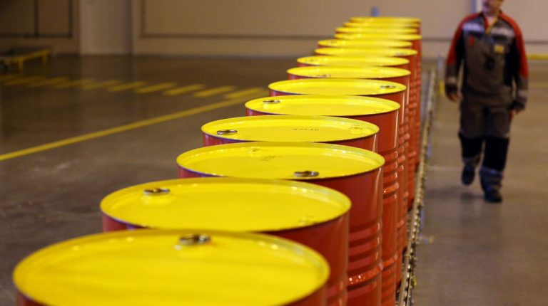 Oil sees 4th weekly decline; Brent crude falls to $56.66/barrel amid Coronavirus fears