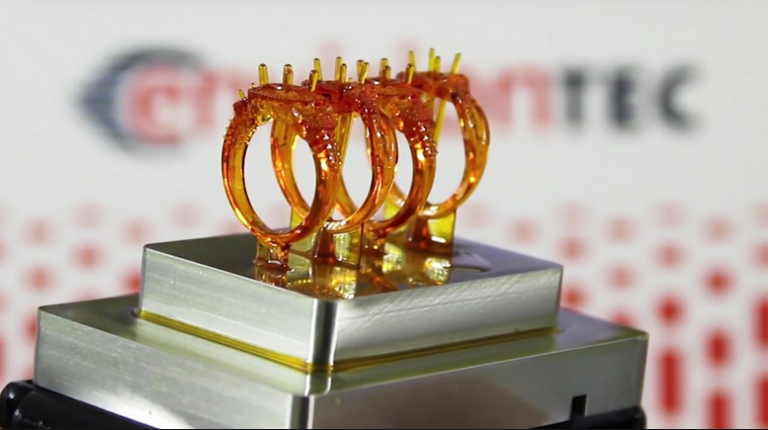 First 3D printer for gold jewellery to be launched in Egypt