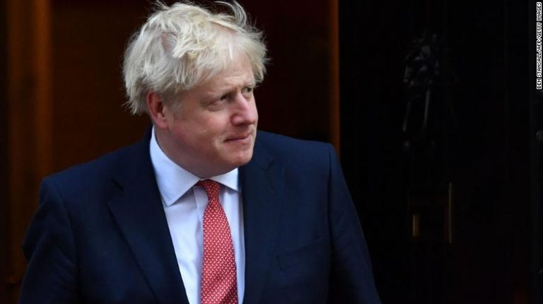 British PM Boris Johnson announces largest military investment since Cold War