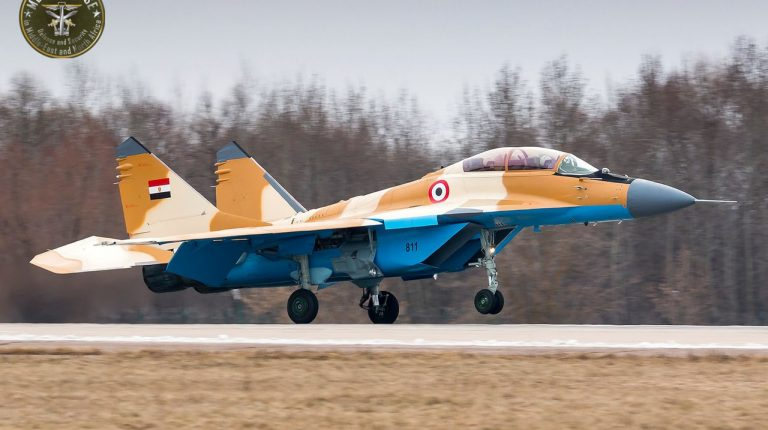 Egypt aims to enhance its Air Force's capabilities by