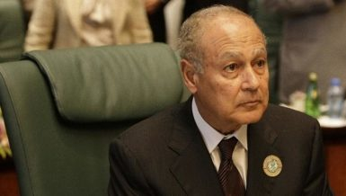 Ahmed Aboul Gheit, Secretary-General of the Arab League