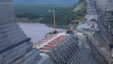 Grand Ethiopian Renaissance Dam (GERD) causes tensions between Ethiopia and Egypt