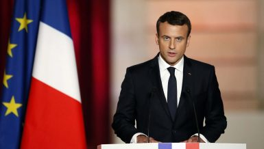 "French President Emmanuel Macron on Tuesday hailed a ""historic"" European Union (EU) deal on a post-pandemic recovery fund Daily News Egypt"