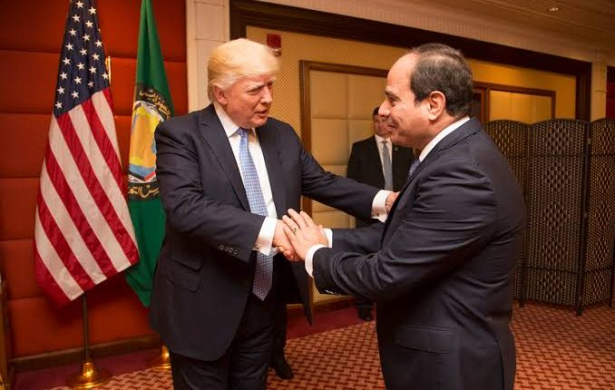 Trump assures Al-Sisi he will make the GERD talks a success