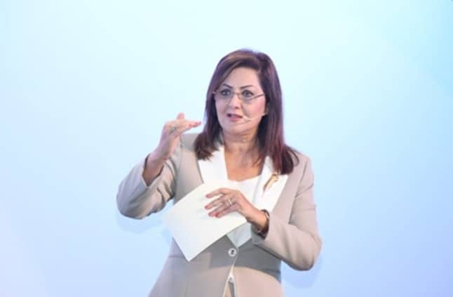 Minister of Planning, Monitoring and Administrative Reform Hala Al-Saeed said the main goal behind the launch of the Sharek 2030 mobile application is to establish an easy communication channel between the state and citizens