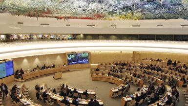 Egypt is expected to submit a report on Egypt's human rights condition during the United Nations Human Rights Council's (UNHRC) Universal Periodic Review (UPR) on Wednesday in Geneva