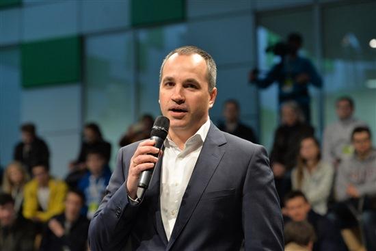 Igor Bogachev, CEO of ZYFRA