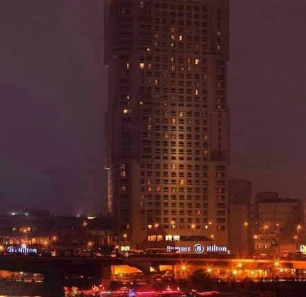 Arab International Company for Hotels directs EGP 1bn to develop Ramses Hilton over 4 years