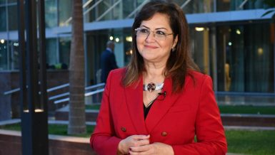Hala El-said Minister of Planning and Economic Development
