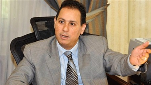 Chairperson of the Financial Regulatory Authority (FRA) Mohamed Omran microfinance Daily News Egypt