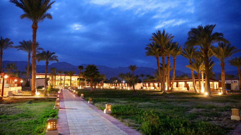 Nuweiba Club Resort, has opened a resort in Nuweiba, South Sinai