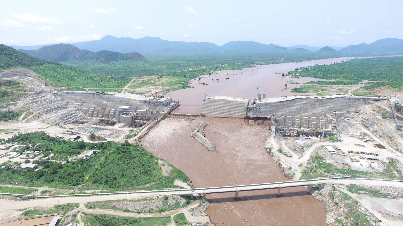 Grand Ethiopian Renaissance Dam Egypt Ethiopia tensions