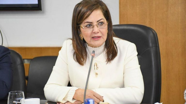Egypt's Minister of Planning and Economic Development Hala El-Said. Daily News Egypt