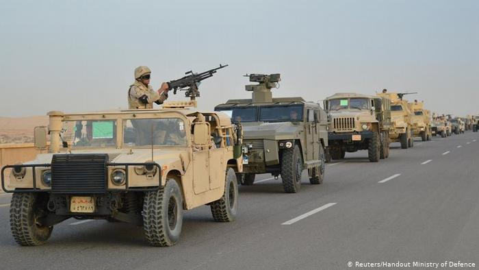 Egypt's Parliament authorises military action in Libya Daily News Egypt