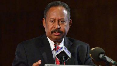 Sudan's Prime Minister, Abdullah Hamdok Daily News Egypt