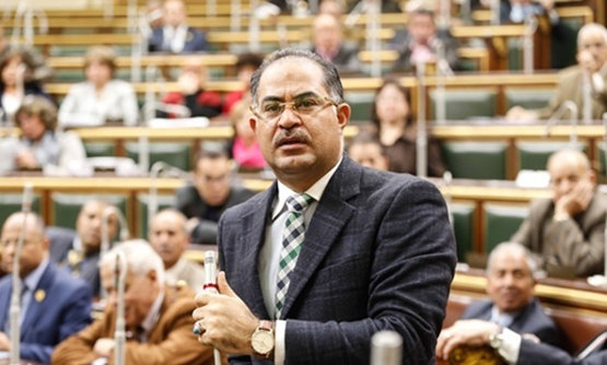 Soliman Wahdan, Deputy Speaker of Egypt's Parliament Daily News Egypt