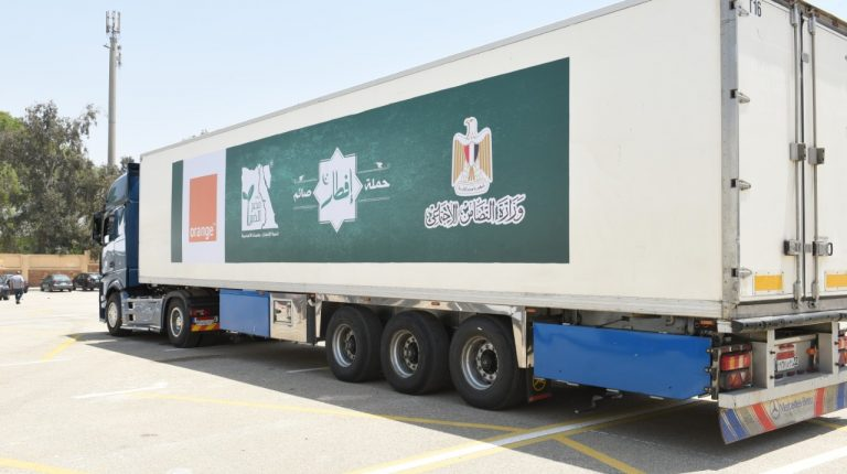 Orange Egypt has partnered with the Misr El Kheir Foundation to provide food supplies and sanitizers to the families of thousands of irregular workers during Ramadan.