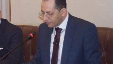 Walid Ramadan, board member of the Cairo Chamber of Commerce Daily News Egypt
