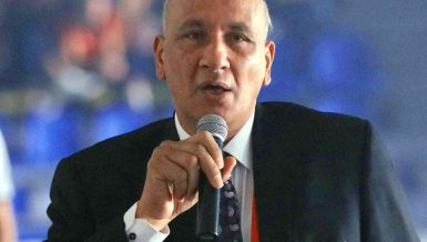 Ahmed Abdel Dayem, executive director of the Egyptian Volleyball Federation Daily News Egypt