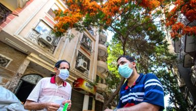 Coronavirus COVID-19 in Egypt Daily News Egypt